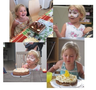 Holly's Birthday – Monday 22nd September